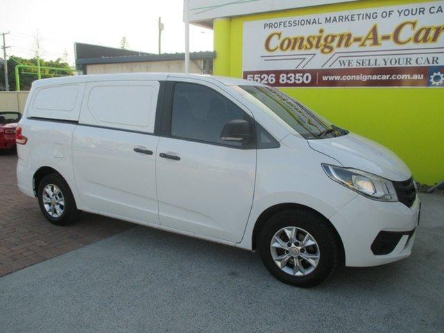 Used LDV G10 SV7C , 2015 LDV G10 SV7C White 5 Speed Manual Van