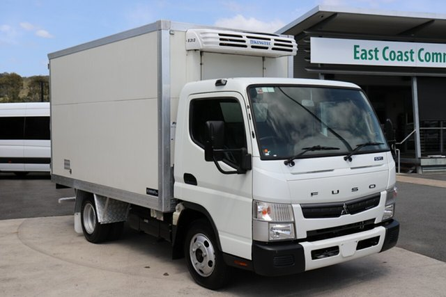 Used Mitsubishi Canter  , 2017 Mitsubishi Canter White Automatic Pantech