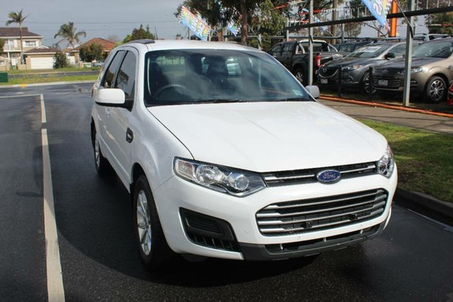 Used Ford Territory SZ MK2 TX (RWD), 2016 Ford Territory SZ MK2 TX (RWD) White 6 Speed Automatic Wagon