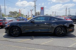 2017 Ford Mustang FM 2017MY Fastback SelectShift Black 6 Speed Sports Automatic Fastback