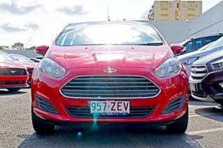 2016 Ford Fiesta WZ Ambiente Red 5 Speed Manual Hatchback