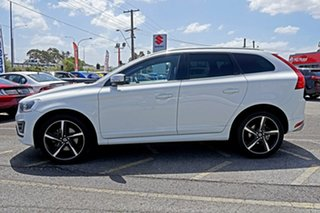 2014 Volvo XC60 DZ MY14 T6 Geartronic AWD R-Design White 6 Speed Sports Automatic Wagon