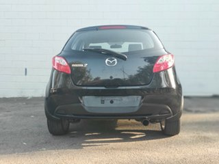 2010 Mazda 2 DE10Y1 MY10 Neo Black 4 Speed Automatic Hatchback
