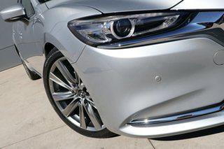 2019 Mazda 6 GL1032 GT SKYACTIV-Drive Sonic Silver 6 Speed Sports Automatic Wagon.