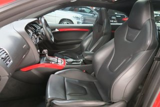 2012 Audi RS5 8T MY13 S Tronic Quattro Red 7 Speed Sports Automatic Dual Clutch Coupe.