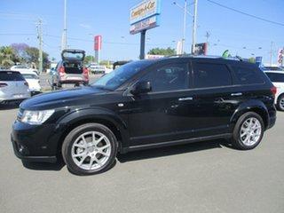 2014 Dodge Journey JC MY15 R/T Black 6 Speed Automatic Wagon.
