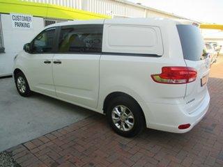 2015 LDV G10 SV7C White 5 Speed Manual Van.