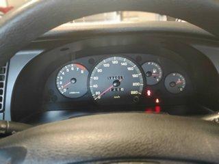 1999 Daewoo Nubira J100 SE White 4 Speed Automatic Sedan