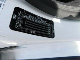 2008 Ford Mondeo MA Zetec White 6 Speed Sports Automatic Sedan