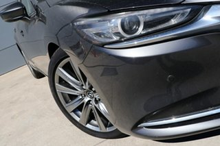 2018 Mazda 6 GL1032 GT SKYACTIV-Drive Machine Grey 6 Speed Sports Automatic Wagon.