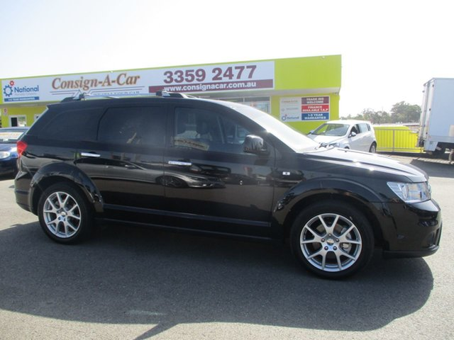 Used Dodge Journey JC MY15 R/T, 2014 Dodge Journey JC MY15 R/T Black 6 Speed Automatic Wagon