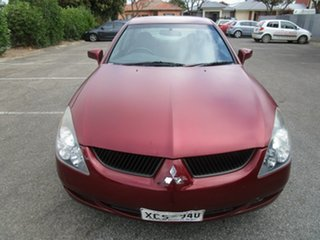 2004 Mitsubishi Magna TL Solara 4 Speed Auto Sports Mode Sedan.