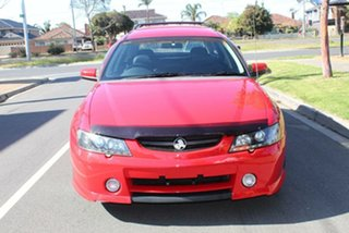 2003 Holden Commodore VY SS Red 4 Speed Automatic Wagon.