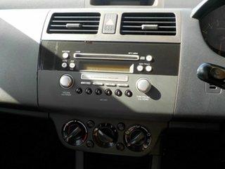 2008 Suzuki Swift RS415 GLX Black 4 Speed Automatic Hatchback