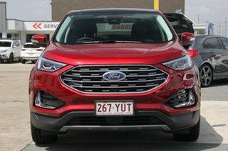 2018 Ford Endura CA 2019MY Titanium Red 8 Speed Sports Automatic Wagon