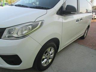 2015 LDV G10 SV7C White 5 Speed Manual Van