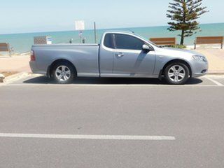 2008 Ford Falcon FG R6 Ute Super Cab Silver 4 Speed Sports Automatic Utility