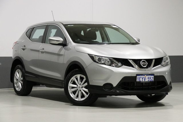 Used Nissan Qashqai J11 ST, 2014 Nissan Qashqai J11 ST Platinum Continuous Variable Wagon