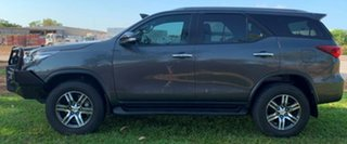 2017 Toyota Fortuner GUN156R GXL Grey 6 Speed Automatic Wagon