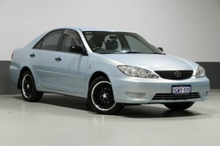 2005 Toyota Camry ACV36R Upgrade Altise Blue 4 Speed Automatic Sedan.