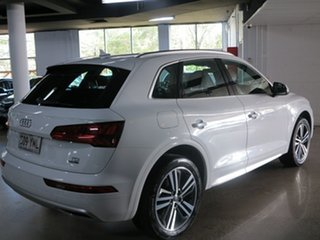 2018 Audi Q5 FY MY18 TDI S Tronic Quattro Ultra Sport White 7 Speed Sports Automatic Dual Clutch