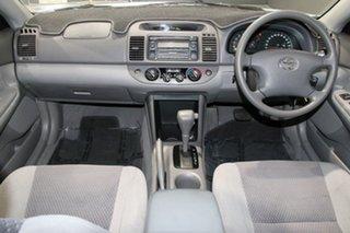 2005 Toyota Camry ACV36R Upgrade Altise Blue 4 Speed Automatic Sedan