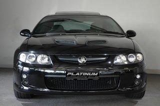 2005 Holden Monaro VZ CV8 Z Black 4 Speed Automatic Coupe.