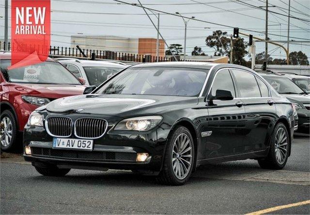 Used BMW 740Li F02 , 2012 BMW 740Li F02 Sapphire Black Sports Automatic Sedan