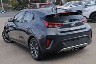 2019 Hyundai Veloster JS MY20 Coupe Yg7 6 Speed Automatic Hatchback.