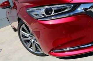 2021 Mazda 6 GL1033 Atenza SKYACTIV-Drive Soul Red Crystal 6 Speed Sports Automatic Wagon.