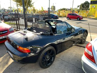 1997 BMW Z3 E36-7 Black 5 Speed Manual Roadster