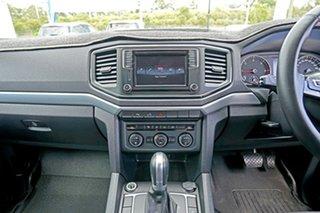 2017 Volkswagen Amarok 2H MY17.5 TDI550 4MOTION Perm Sportline Beige 8 Speed Automatic Utility