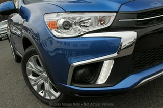 2019 Mitsubishi ASX XC MY19 ES 2WD Blue 6 Speed Constant Variable Wagon