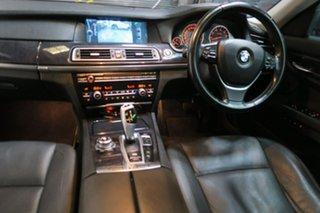 2009 BMW 7 Series F01 MY10 740i Steptronic Grey 6 Speed Sports Automatic Sedan.