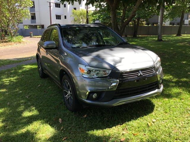 Used Mitsubishi ASX XC MY17 LS (2WD), 2017 Mitsubishi ASX XC MY17 LS (2WD) Titanium Continuous Variable Wagon