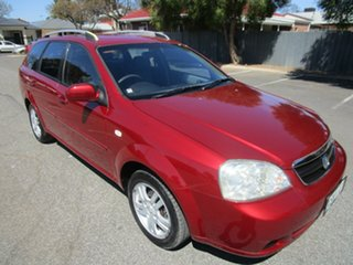 2006 Holden Viva JF Equipe 4 Speed Automatic Wagon.