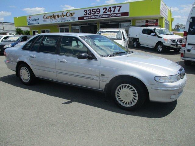 Used Ford LTD DL , 1997 Ford LTD DL Silver 4 Speed Automatic Sedan