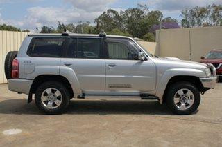 2013 Nissan Patrol Y61 GU 9 ST Platinum 5 Speed Manual Wagon.