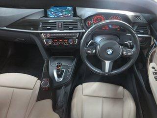 2015 BMW 4 Series F36 420i Gran Coupe M Sport Black 8 Speed Sports Automatic Hatchback