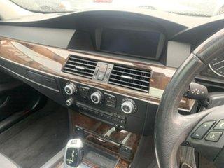 2007 BMW 5 Series E61 MY07 530i Touring Steptronic Grey 6 Speed Sports Automatic Wagon