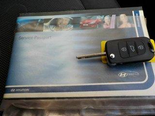 2010 Hyundai i20 PB MY11 Active Red 5 Speed Manual Hatchback