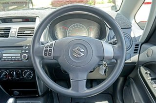 2009 Suzuki SX4 GYB S Silver 4 Speed Automatic Hatchback