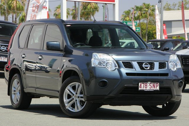 Used Nissan X-Trail T31 Series IV ST, 2011 Nissan X-Trail T31 Series IV ST Blue 1 Speed Constant Variable Wagon