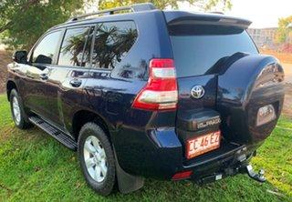 2013 Toyota Landcruiser Prado KDJ150R MY14 GXL Blue 5 Speed Sports Automatic Wagon