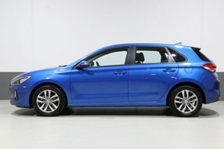 2018 Hyundai i30 PD Active Blue 6 Speed Auto Sequential Hatchback