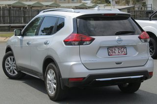 2019 Nissan X-Trail T32 Series II ST-L X-tronic 2WD Brilliant Silver 7 Speed Constant Variable Wagon.