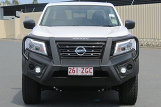2019 Nissan Navara D23 S4 MY19 SL Polar White 7 Speed Sports Automatic Utility