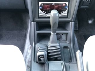 1993 Mitsubishi Pajero NH GLS Green 5 Speed Manual Wagon