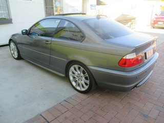 2006 BMW 3 Series E46 MY05 320Ci Steptronic Special Edition Grey 5 Speed Sports Automatic Coupe.