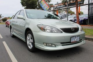 2003 Toyota Camry ACV36R Sportivo Green 4 Speed Automatic Sedan